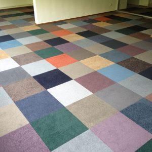 SUPER Boogie Woogie pallet 100 m2 in verschillende kleuren
