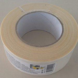 Dubbelzijdige tapijttegel tape 25 strekkende meter per rol