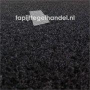 Inktzwart tapijttegel
