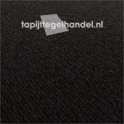 Tapijtegel van Vanda in het zwart