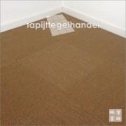 50x50 cm Oker tapijttegels