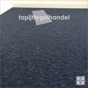 Modulyss Office 592 Marine blauw tapijttegels 50x50