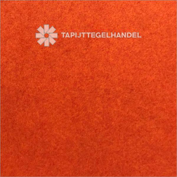TTH Flair Oranje Tapijttegels 50x50