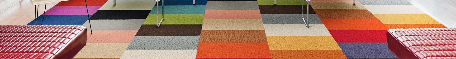 Kantoorgeschikte tapijttegels bij Tapijttegelhandel