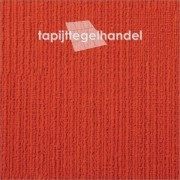 Fire Red tapijttegels 50x50 cm