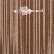 Vanda Lines 853 bruine tapijttegel