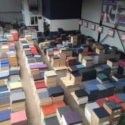 Voorraad tapijttegels van Tapijttegelhandel.