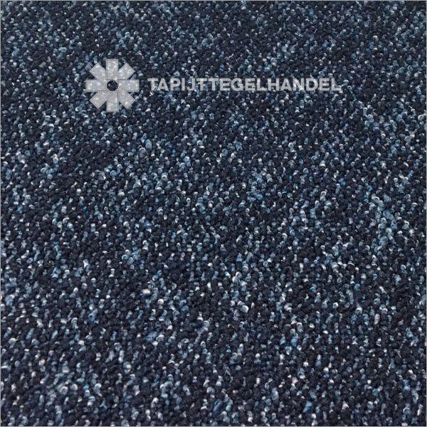TTH Blue Monday 250718 blauwe 50x50 cm tapijttegel