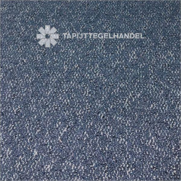 TTH Sky Dive 148775 blauwe tapijttegel 50x50 cm