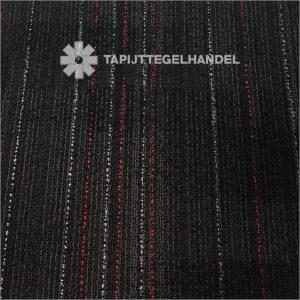 TTH Special 202954 Red Line antraciet 50x50 cm tapijttegel