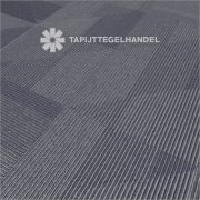 Interface Oblique Italic blauw 50x50 cm tapijttegel