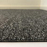 Tapijttegel Interface Twistnshine Shine Micro Smoke Grijs 4
