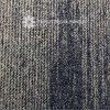 Donkerblauwe tapijttegel Desso Essence Structure 50x50 cm