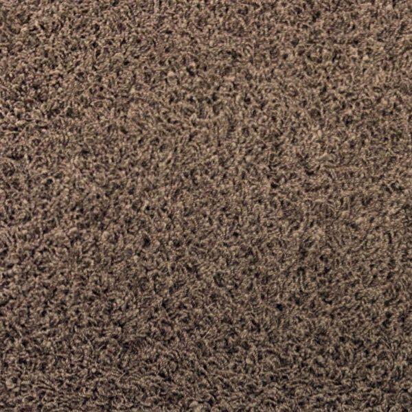 Object Carpet Poodle 1461 Schoko 50x50cm Tapijttegel 1