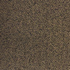 Object Carpet Fishbone 703 Brown Tapijttegel 1