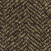 Object Carpet Fishbone 703 Brown Tapijttegel 2