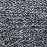 Object Carpet Fishbone 706 Blauw Tapijttegel 1