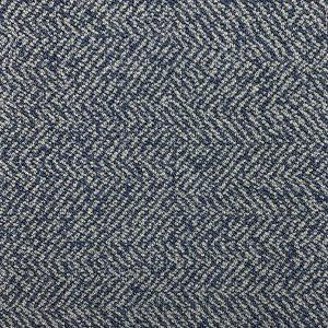 Object Carpet Fishbone 706 Blauw Tapijttegel 1
