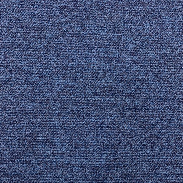 TTH Trenton 520 Donkerblauw Tapijttegel 1