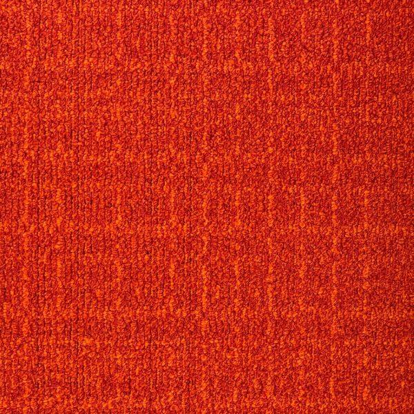 Desso Scape 5118 Oranjerood Tapijttegel 1